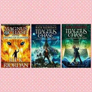 1php Ebook MAGNUS CHASE