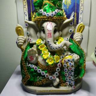 LP Put Phra Pikanet / Ganesha Bucha