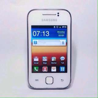 Samsung Galaxy Young CDMA SCH-i509 White