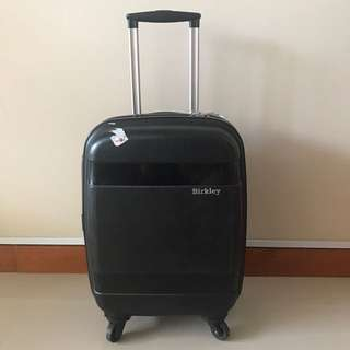 Cabin Luggage - Black Birkley