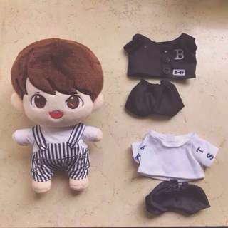 BTS JUNGKOOK DOLL SET