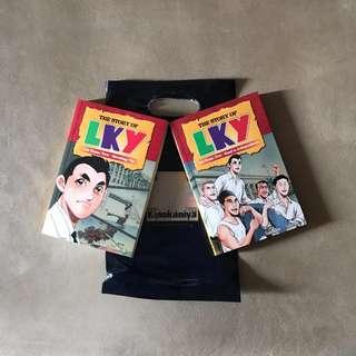 LKY -  Comic Books