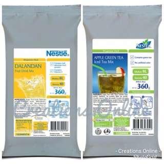 Nestea Flavored Drinks