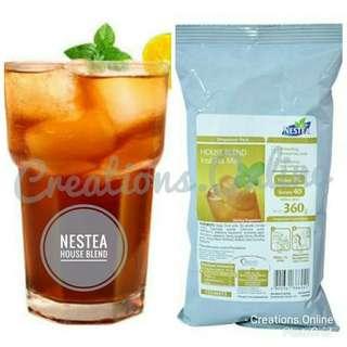 NESTEA POWDERED JUICE DRINK