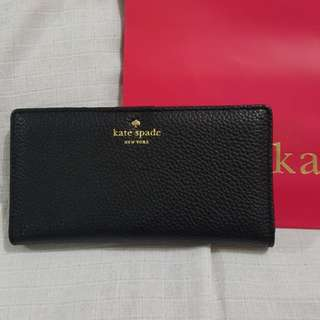 REPRICE! KATE SPADE wallet AUTHENTIC