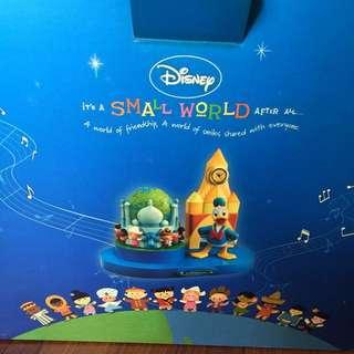 渣打 唐老鴨小小世界 迪士尼