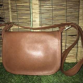 Authentic Vintage Large Messenger Bag