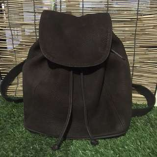 Authentic Coach Nubuck Backpack