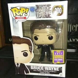 (ON HAND) Bruce Wayne Batman Justice League DC Funko Pop
