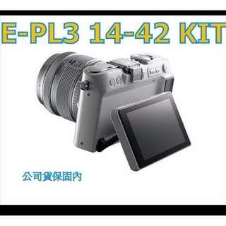 OlympuS E-PL3 14-42 KIT組 單眼相機 S110 EX2F ZS20 EOS 1100D 650D