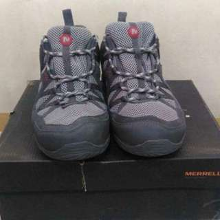 Merrell Allerton Gray/Red