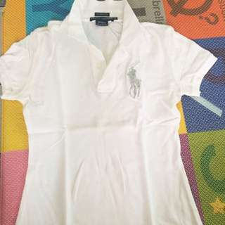 Authentic Ralp Lauren the skinny polo frm US