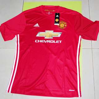 Adidas Manchester United Home Jersey 2016/2017