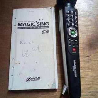 Magic Sing - ET25KN