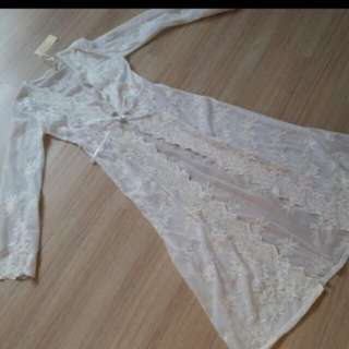 Brand New Anna House Lace Outer wear