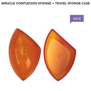 Real Techniques Miracle Complexion Sponge Travel Sponge Case