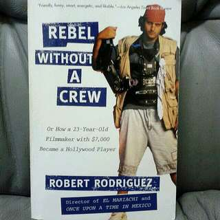 Book - Rebel Without A Crew