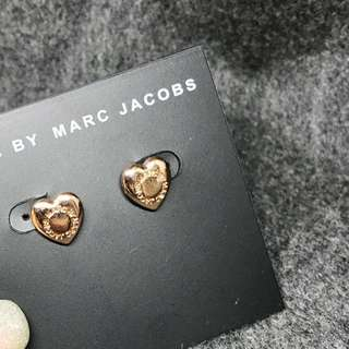 Marc by Marc Jacobs Sample Earrings 金色心形耳環