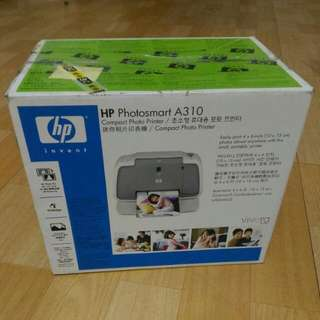 HP Photosmart 迷你相片印表機(贈送相片紙)