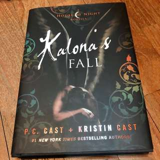 Kalona's Fall by P.C Cast and Kristen Cast