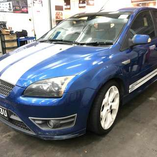 FORD FOCUS ST 2.5(M)2007 sg scrap