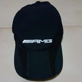Pre Loved Authentic AMG Mercedes Cap