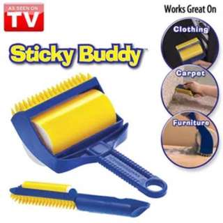 Selling fast - While stock last Sticky Buddy Trio Hair Lint Roller