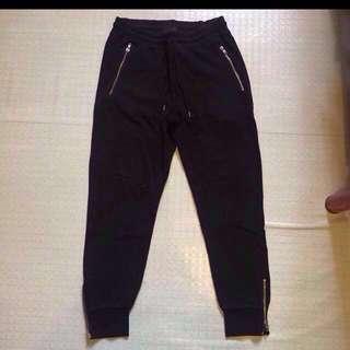 PRELOVED H&M SWEAT/JOGGER PANTS