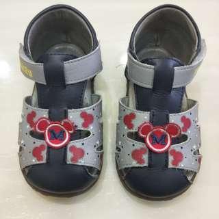 麗嬰房米奇涼鞋