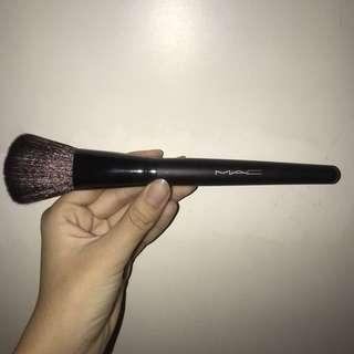 MAC powder brush