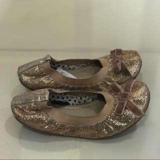 Sepatu gold merk cotton ink ori size 11