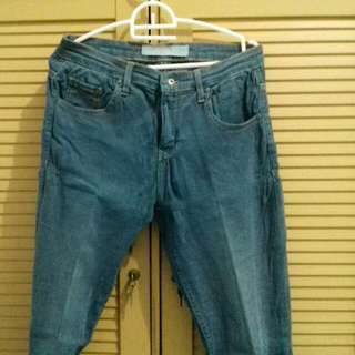 Connexion Blue Jeans