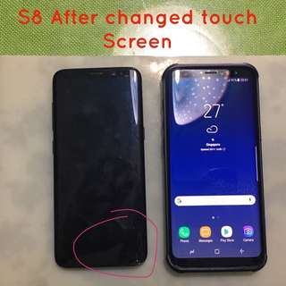 S7 edge/S8/8Plus/Note 8 change screen/LCD/Battery