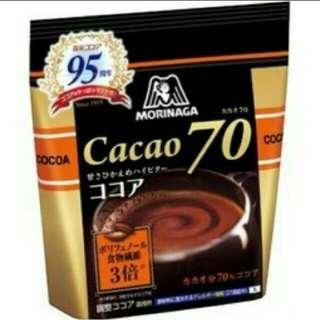 森永cocoa70% 可可粉