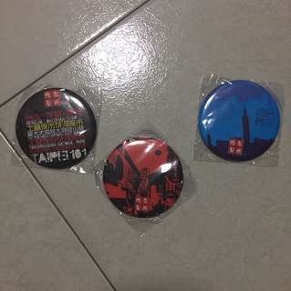 More Badges And Stuff