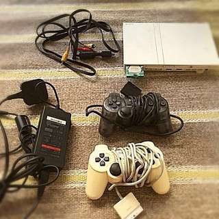 Used PS2 full set for sale!