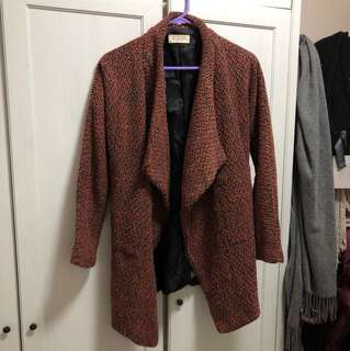Korean Boutique Winter Coat