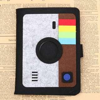 Photo Album Camera Design