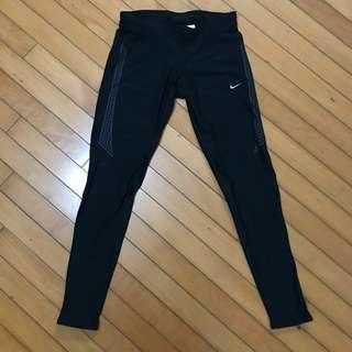 Nike Dri-Fit正版女裝運動長褲size S