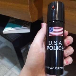Tear Gas - Pepper Spray