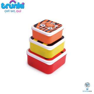 Trunki Snack Pots - Animal Range [BG-TR0301-GB01]