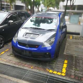 Mitsubishi Colt Ralliart Version-R 1.5 Auto Turbo