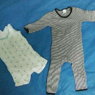 Romper & Sleepsuit Bonds...