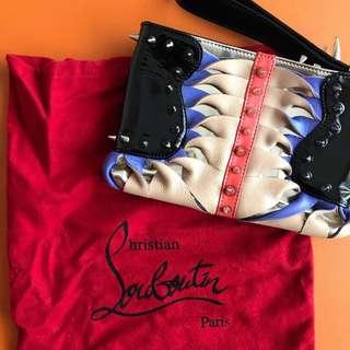 Christian Louboutin clutch