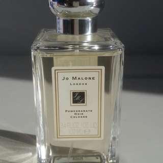 Womens Jo Malone Pomegranate Noir Cologne Perfume