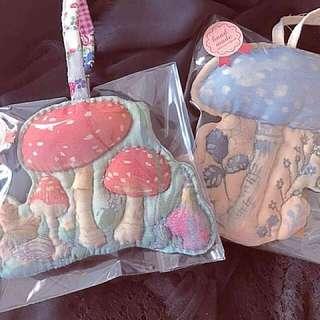 蘑菇(キノコ)掛飾