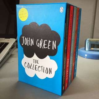 John Green The Collection