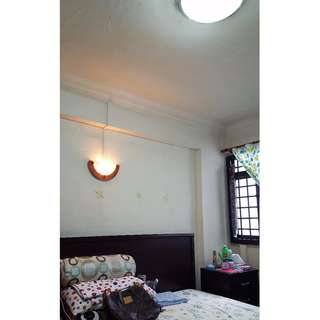 Cheap 3A (2 + 1 + 1) unit / Master and common rooms for rent.