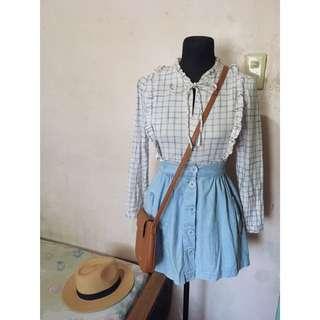 SET: Top & skirt 💕