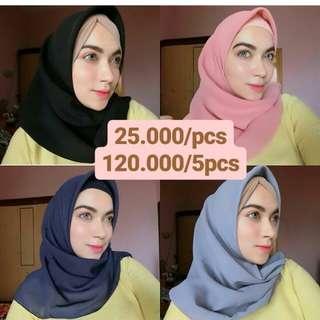 Hijab Poton